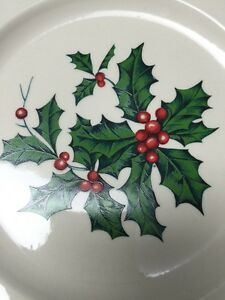 Christmas Dishes - great set Cambridge Kitchener Area image 2