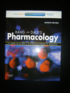 Rang & Dale's Pharmacology. 7th Edition.