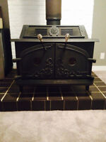 Wood Stove Mint condition