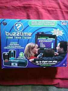 Buzzitime home triva sys. +  4  GAMES