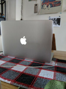 "Late 2013 13"" Macbook Pro w/ Retina display"