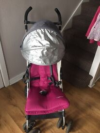Uppababy stroller good condition slight mark on the hood