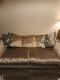 Sofas immaculate condition