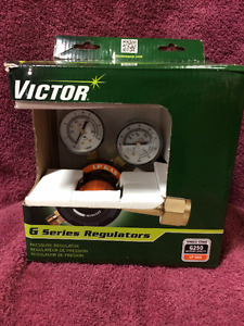 New in the box Victor LP gas regulator