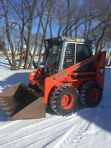 Thomas 173 skid steer