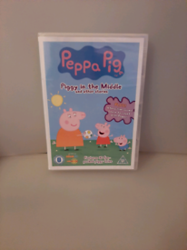 Peppa Pig - Piggy in the middle DVD