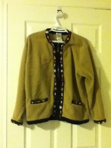 Light Brown Jacket - BRAND NEW!