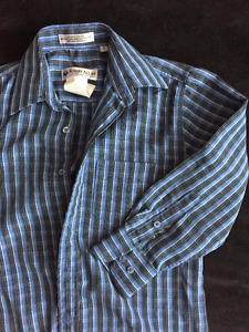 Boys Size S Robert Allan long sleeve shirt