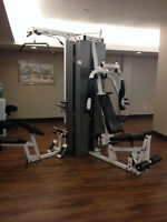 Pacific Fitness Catalina commercial gym, 4 stations free deliver