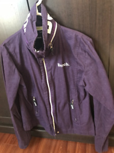 NEW BENCH JACKET  --- PICK UP TODAY 30 OR BEST GREAT FOR FALL