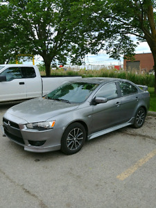 2016 Mitsubishi Lancer GT-S Limited AWD/ 6000km /Only $17500