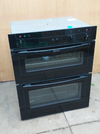 DOUBLE BUILT IN OVEN: NEFF, ELECTRIC * delivery available *
