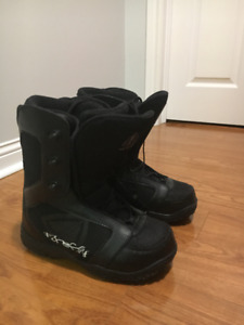 Firefly snowboard  boots mens size 8