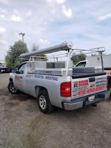 Truck Toolbox and Ladder Rack/ Complete Set