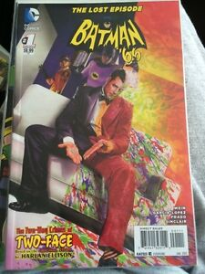 Batman 66 comics