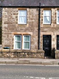 SCONE IMMACULATE ONE DOUBLE BEDROOM FLAT- DG/CH- PARKING - £425 PCM