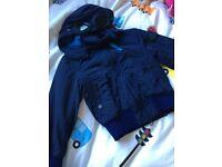 CP company hooded jacket age 2