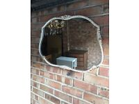 LOVELY FRENCH LOUIS MIRROR FREE DELIVERY