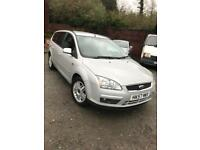 2007 Ford Focus 1.6 AUTO AUTOMATIC ESTATE Ghia+low miles 62k