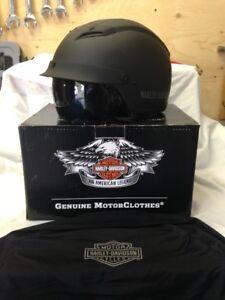 Harley Half Shell Helmet