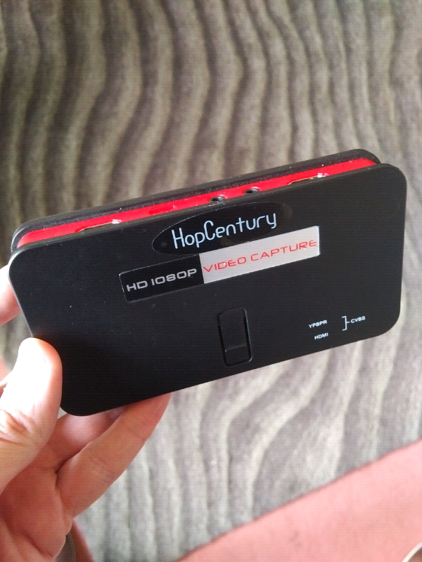 Video capture card to record gameplay for youtube | in Airdrie, North  Lanarkshire | Gumtree