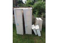 King size divan **free** with 4 draws
