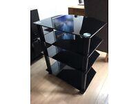 4 shelf AV / HiFi unit