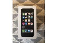 iPhone 5s 16GB space grey, unlocked, new