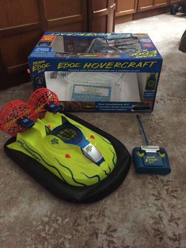 Team Edge Rc Hovercraft In Stoke On Trent Staffordshire
