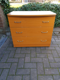 Chest of drawers cherry wood
