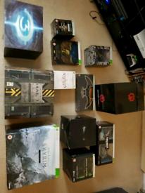 XBOX 360 Collectors edition games