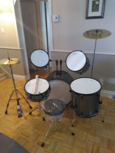 Batterie Complète NEUVE Drum Adulte Brand NEW( cymbale, cymbal