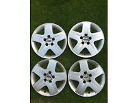 "Ford Focus 16"" wheel trim"