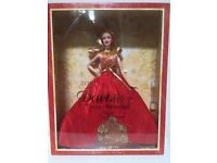 2014 Holiday edition Collectors Barbie