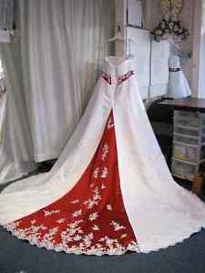 WEDDING DRESS ALTERATIONS - CUSTOM SEWING GREENBANK Peterborough Peterborough Area image 9