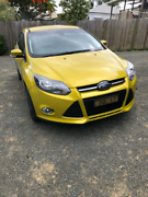 Ford Focus Sports North Ipswich Ipswich City Preview
