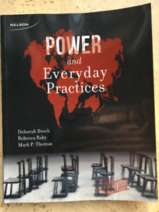 SOC107 Textbook- Power & Everyday Practices
