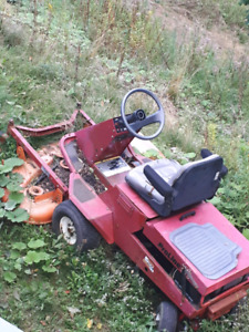 "Comercial lawn mower 52"" needs engine rebuilt"