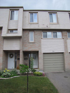 Open concept 3 bedroom condo for sale in London close to UWO!