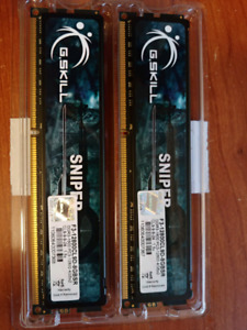 FOR SALE 8GB 1600 DDR3 Sniper memory FOR SALE