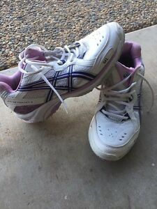 Asics netball shoes White Rock Cairns City Preview