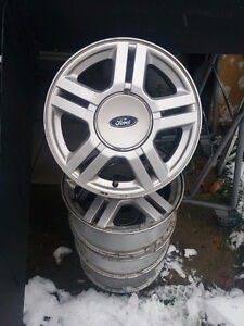 4 Mags de Ford Windstar ou  Freestar 16 Pouce 5 Trous   5X108