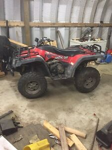 2003 Arctic cat 400 4x4