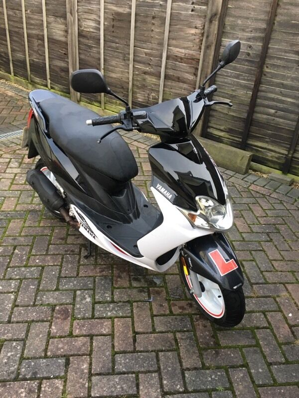 Yamaha rr jog 50cc moped in christchurch dorset gumtree for Yamaha raptor 50cc