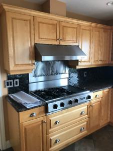 JennAir Wall Oven & Stove Top - Hood Fan - Wall Microwave