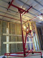 11' King Canada Drywall & Panel Lift - NEVER USED - $145