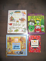 Bible Story Books, Veggie Tales Bible Encyclopedia