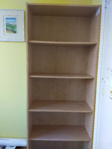 Excellent condition tall bookcase