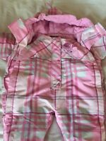 GUSTI winter snow suit for girl - LIKE NEW