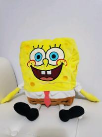 Stuffed toy Sponge Bob